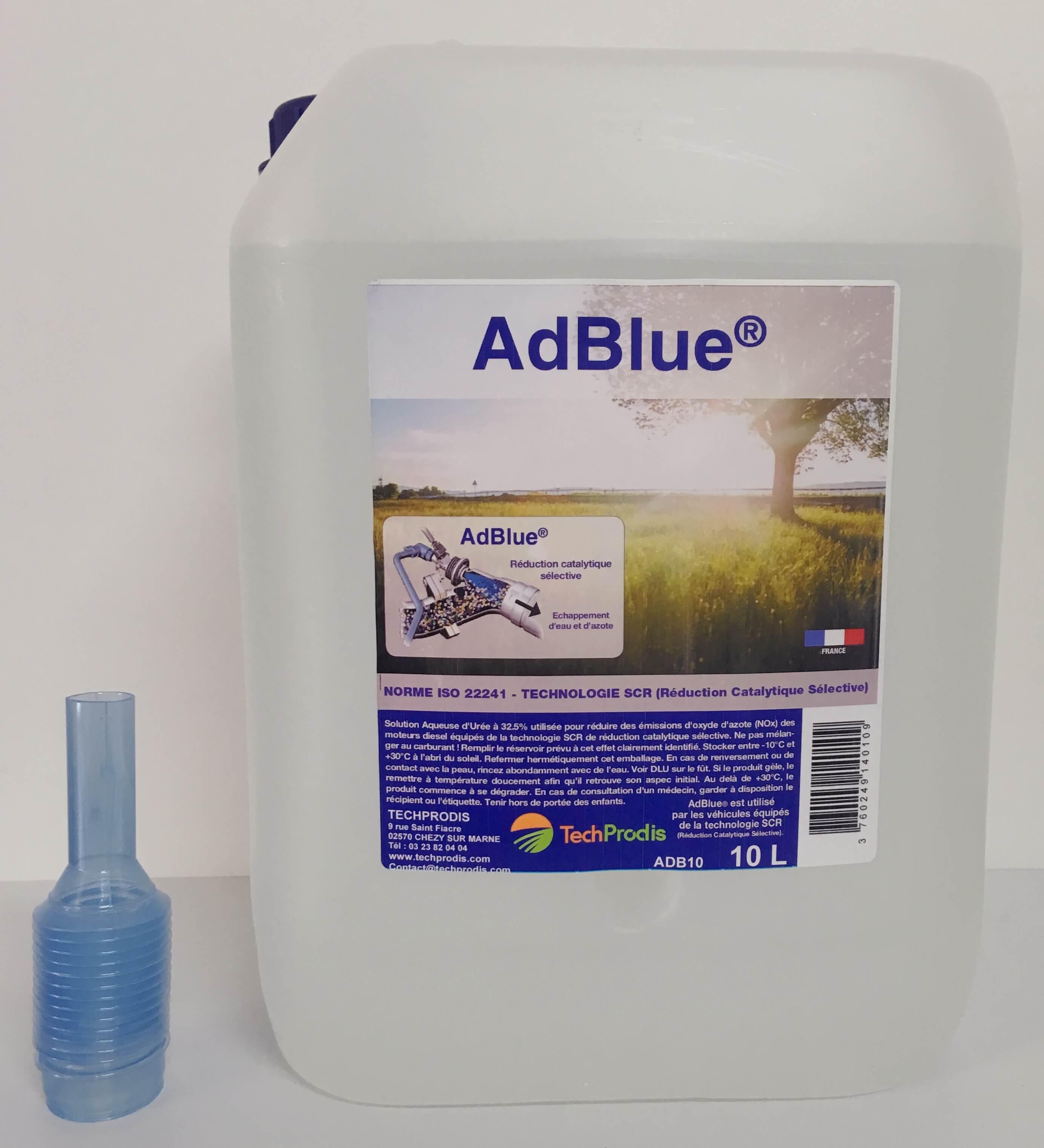 Vignette du produit : AD Blue