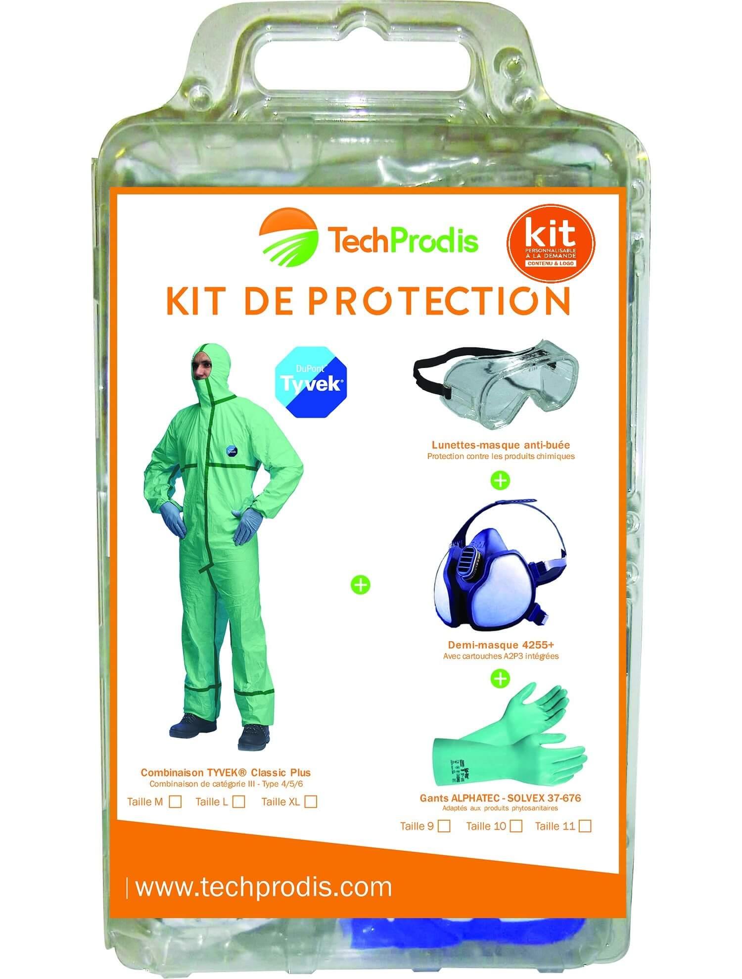Vignette du produit : Kit EPI