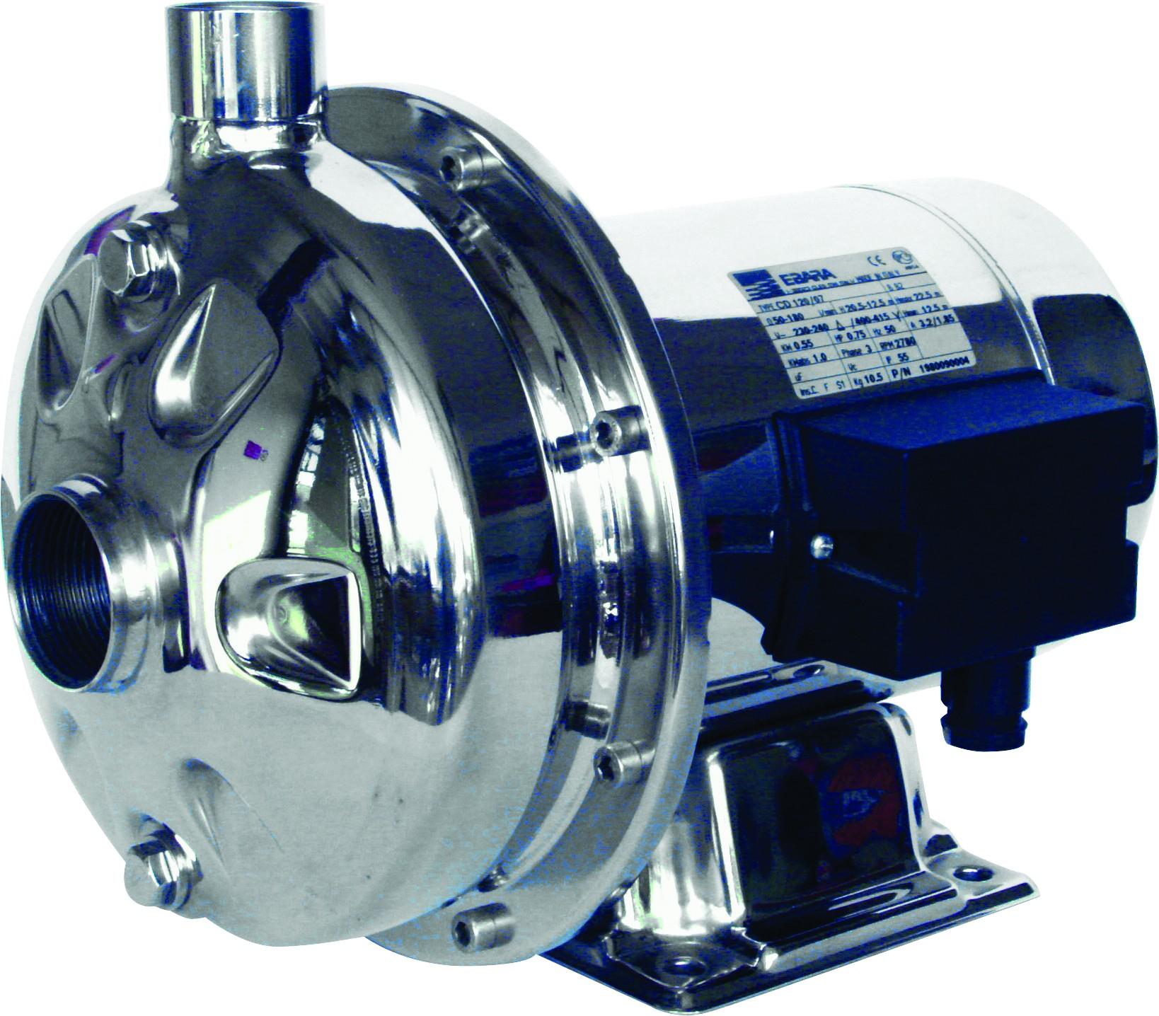 Vignette du produit : Pompe centrifuge inox