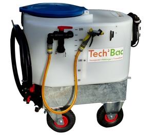 Vignette du produit : Tech'Bac 220 - Mélangeur mobile pour produits phytosanitaires