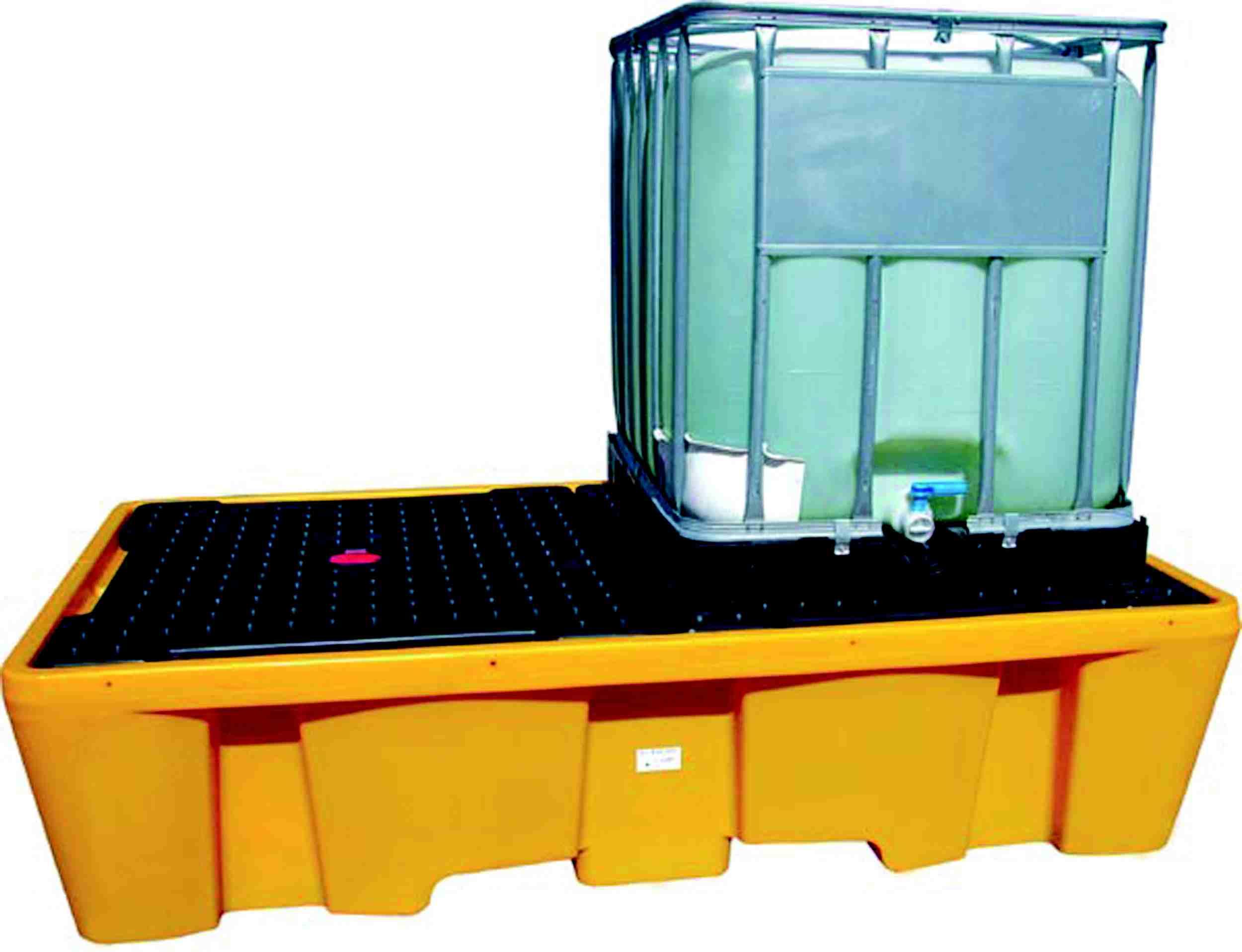 Vignette du produit : Bacs de rétention cubi et container