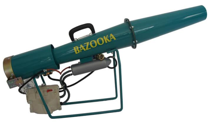 Vignette du produit : Canon effaroucheur BAZOOKA mécanique