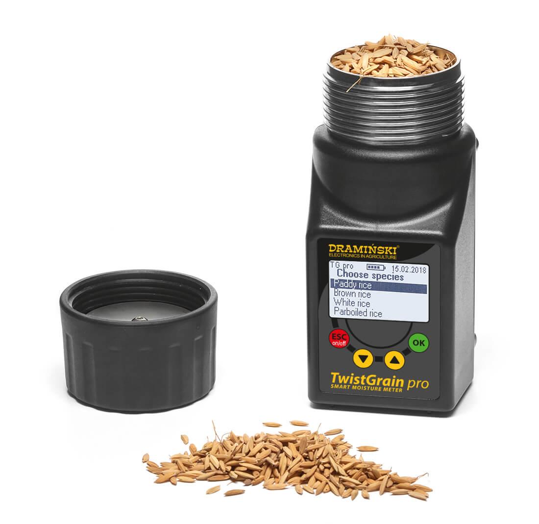 Vignette du produit : Humidimètre Twist Grain Pro